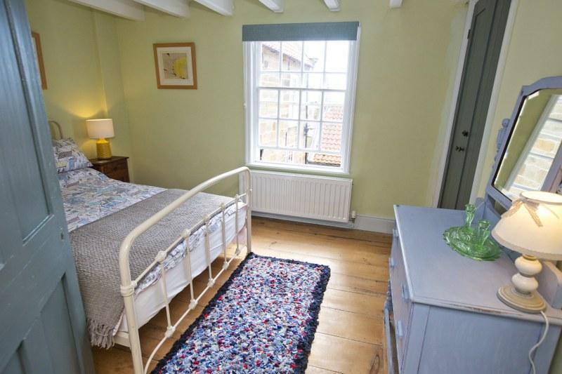 Love the Georgian sash windows in this room too.