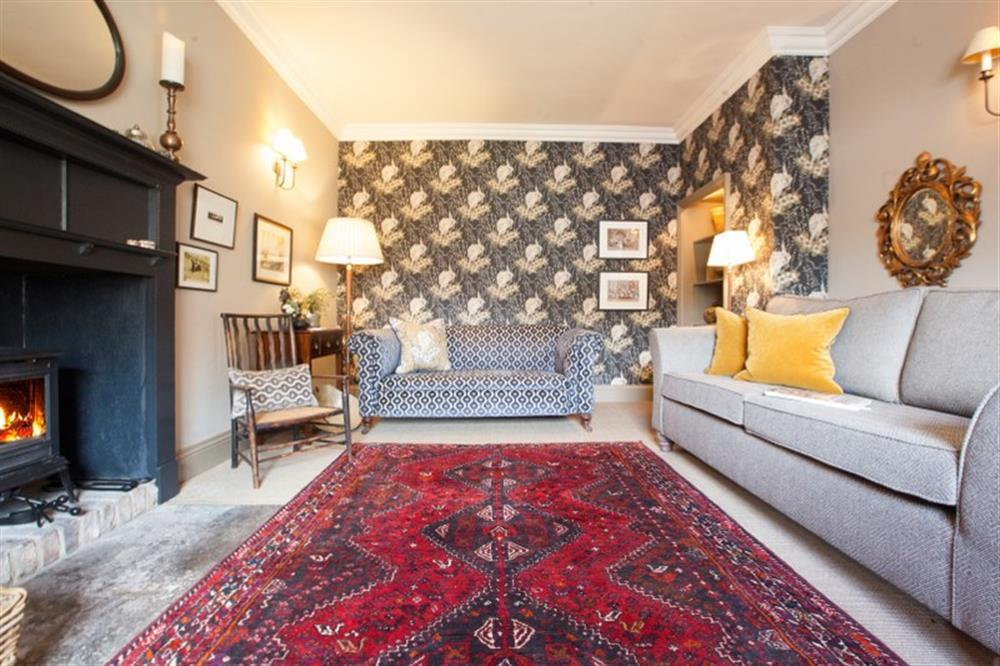 Its easy to see this home has been refurbished by interior designers!