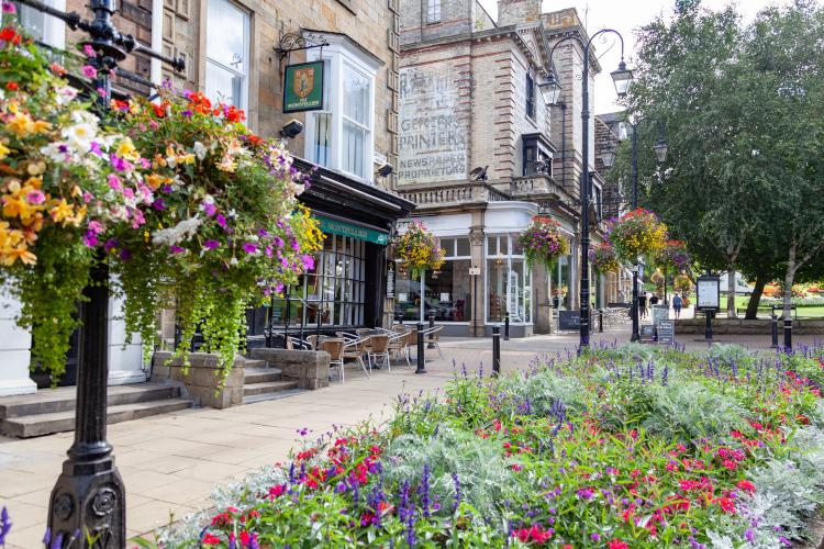 Harrogate Montpellier Quarter