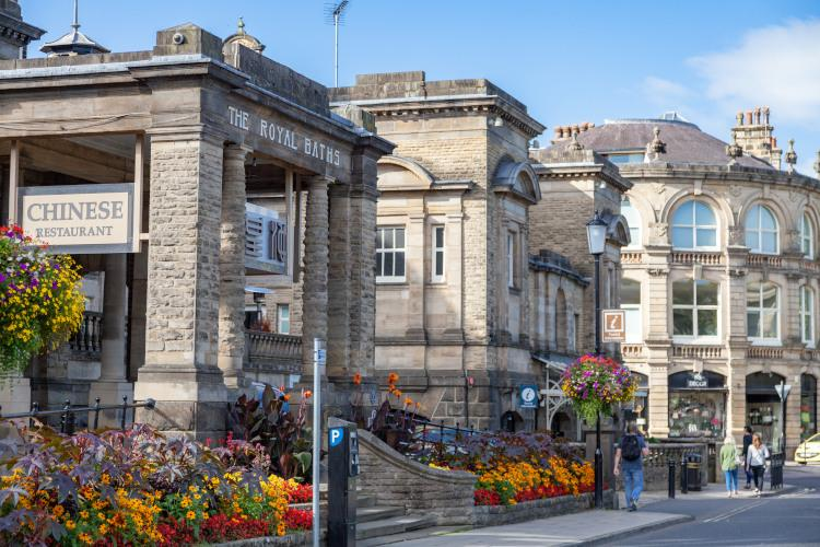 Harrogate Royal Baths