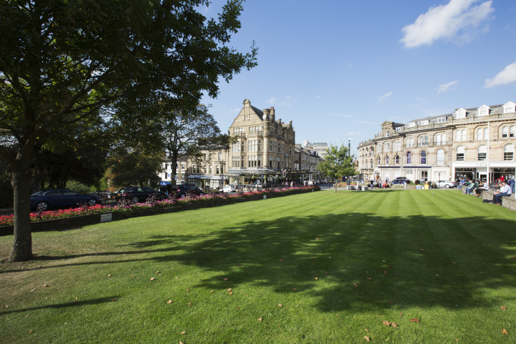 Spend summer in Harrogate