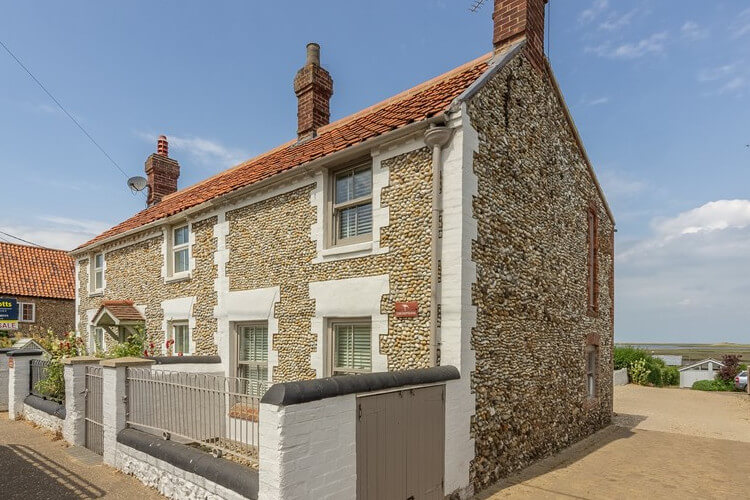 Coastal cottage in Norfolk