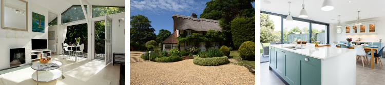 New Forest property selection