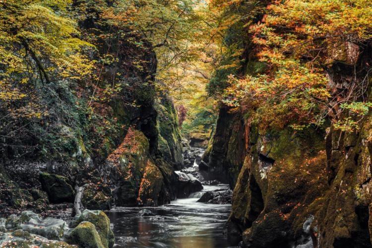 Fairy Glen, Snowdonia