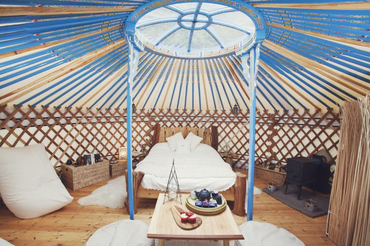 Butterfly Meadow Yurt