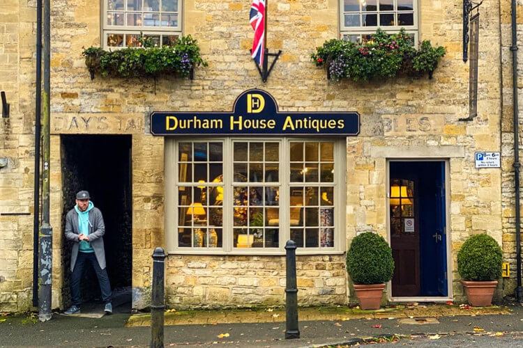 Antiques in Stow-on-the-Wold