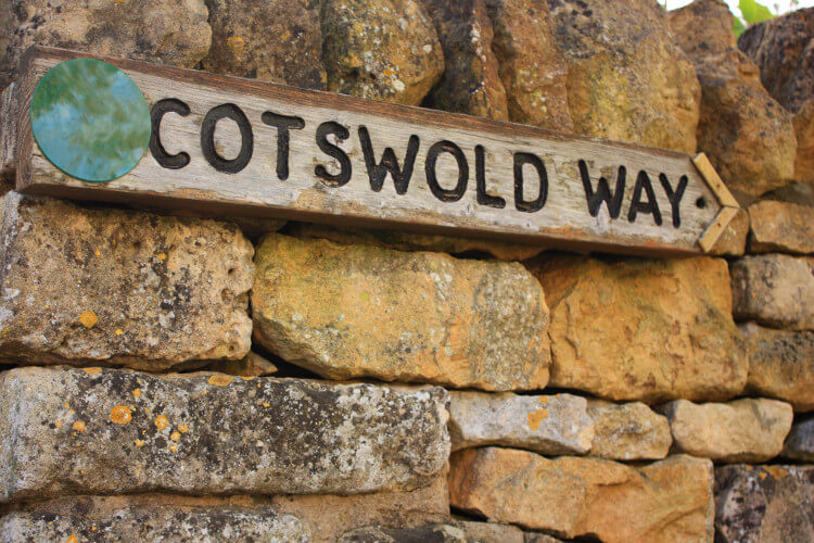 Walking the Cotswolds