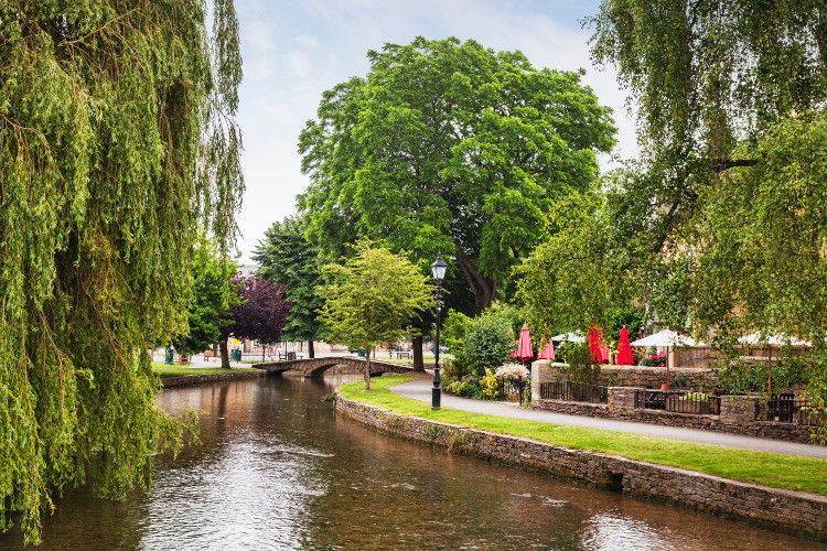Bourton-on-the-Water, The Cotswolds