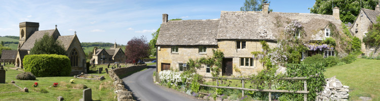 Snowshill Village, The Cotswolds