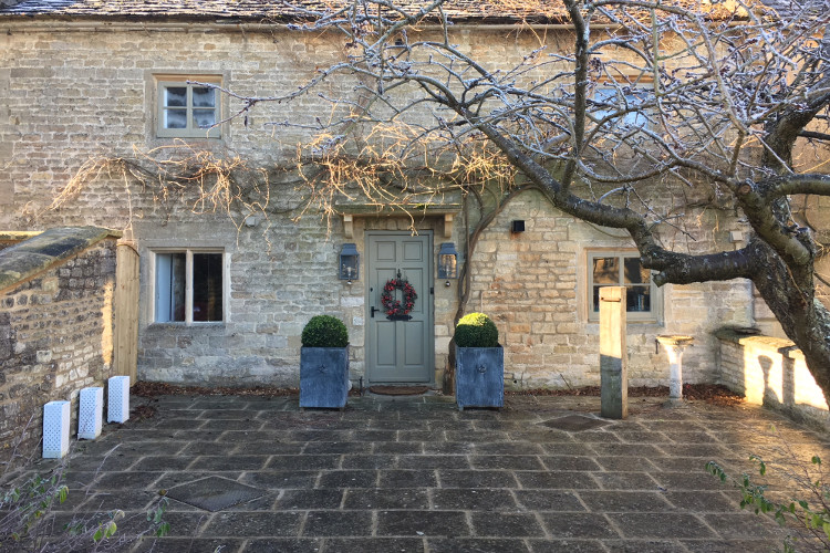 Leymary Farm Cottage, The Cotswolds, Christmas