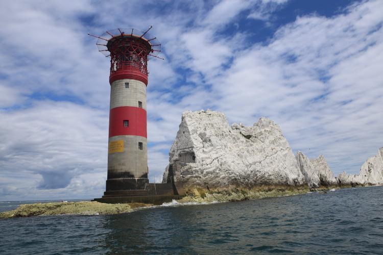 Lighthouse Needles Isle of Wight