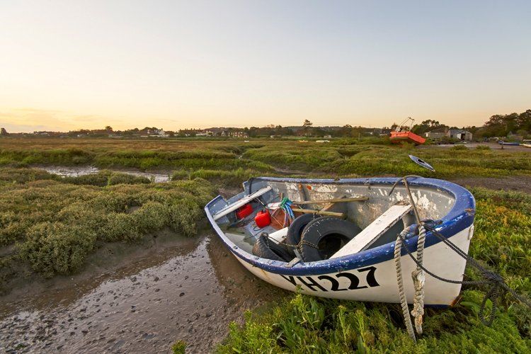 Blakeney in Norfolk