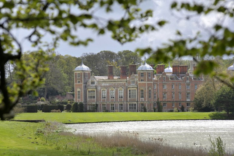 Blickling Estate - National Trust stately home near Aylsham in Norfolk