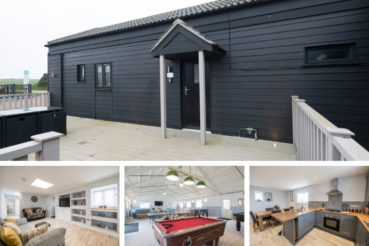 Ebony Barn, Mundesley, Norfolk