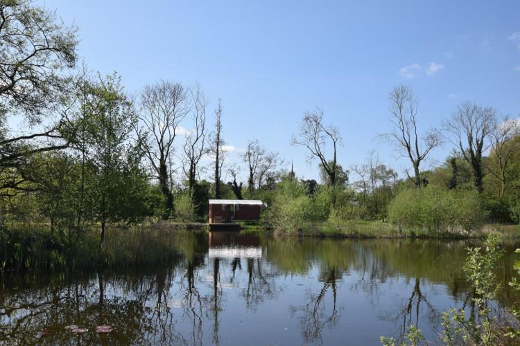 The Kingfisher Hut