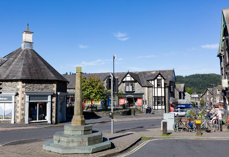 Lake Windermere towns