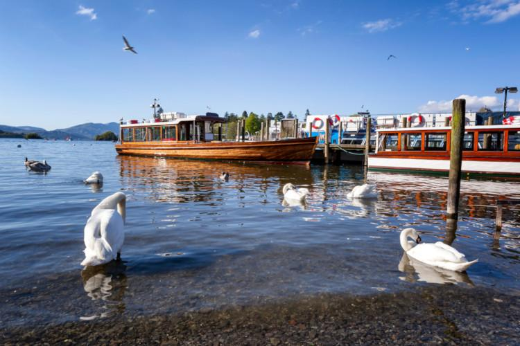 Ten things to do at Lake Windermere
