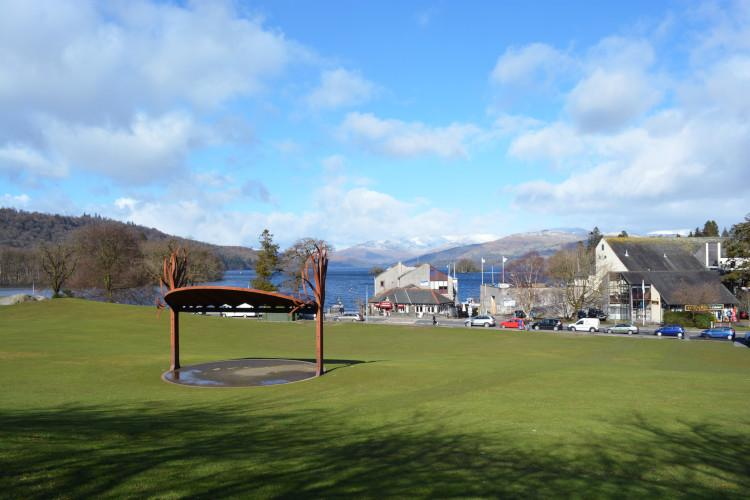 Windermere towns - Bowness