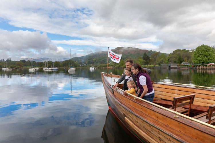 Family Lake District activities