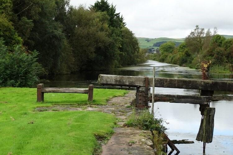 The Canal in Ulverston
