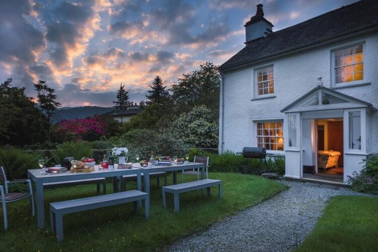 Townson Ground House in Coniston, Cumbria