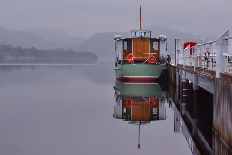 Ullswater Steamboat