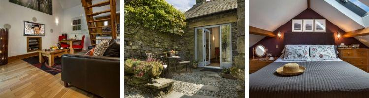 Romantic Lake District cottages