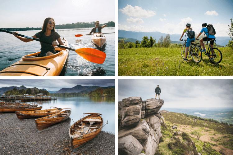 Ultimate Lake District activities - Lakeland Hideaways