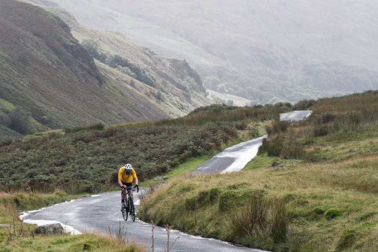 Cycling in the Lake District, Cumbria