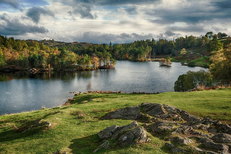 Tarn Hows in the Lake District