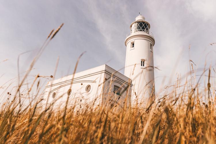 Lighthouse near Lymington