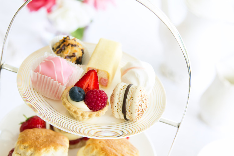 Indulge in a family-friendly afternoon tea