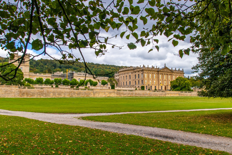 Enjoy a family-friendly day out at Chatsworth House, Peak District