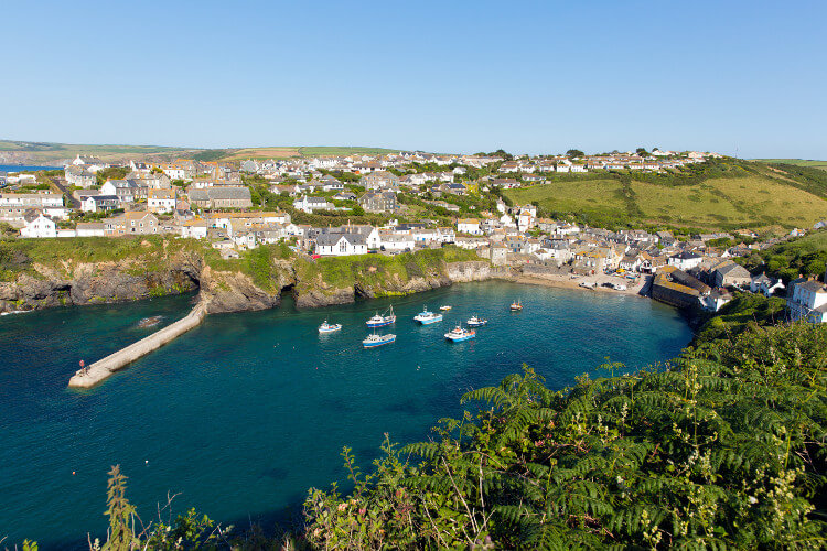 Beautiful Port Isaac