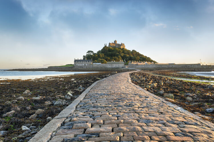 Walk to St Michael's Mount