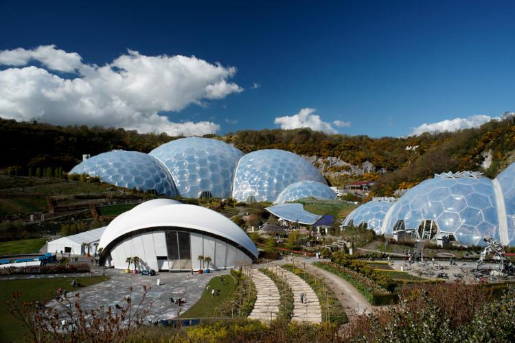The Eden Project Cornwall