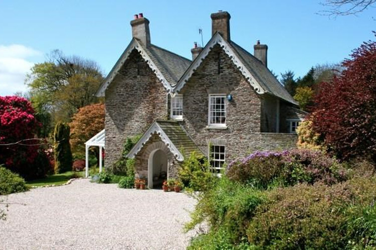 The Old Rectory B&B in Boscastle, North Cornwall