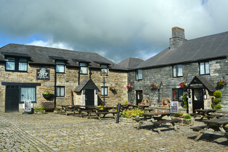 Jamaica Inn in Cornwall