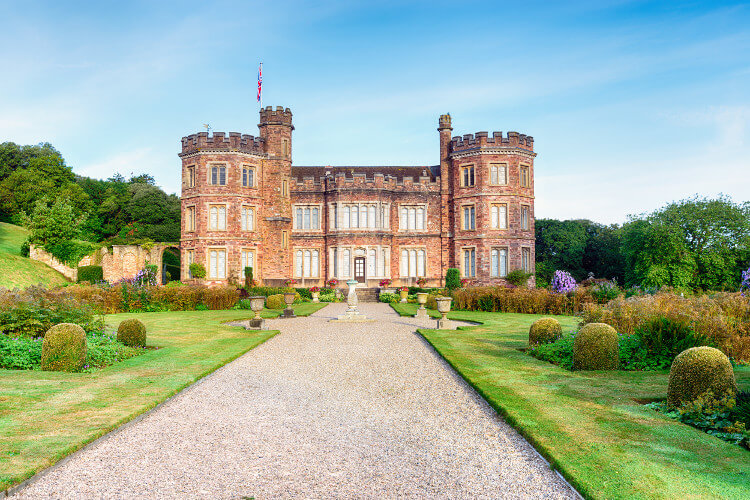 Mount Edgcumbe House and Country Park in Cornwall