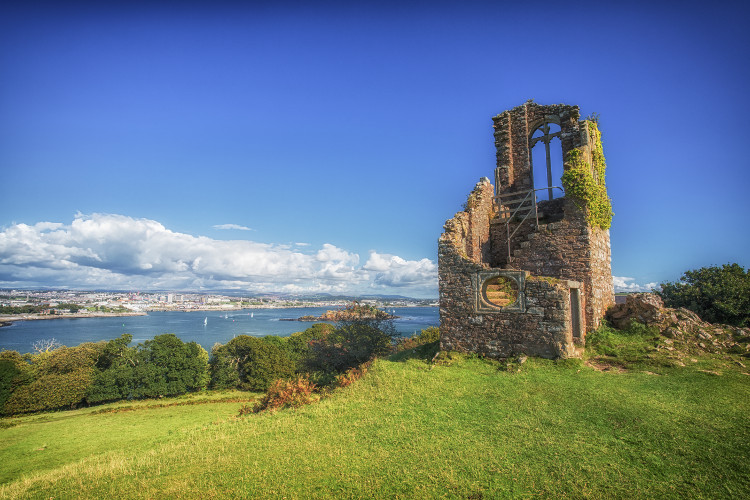 Discover the pretty town of Torpoint in Cornwall