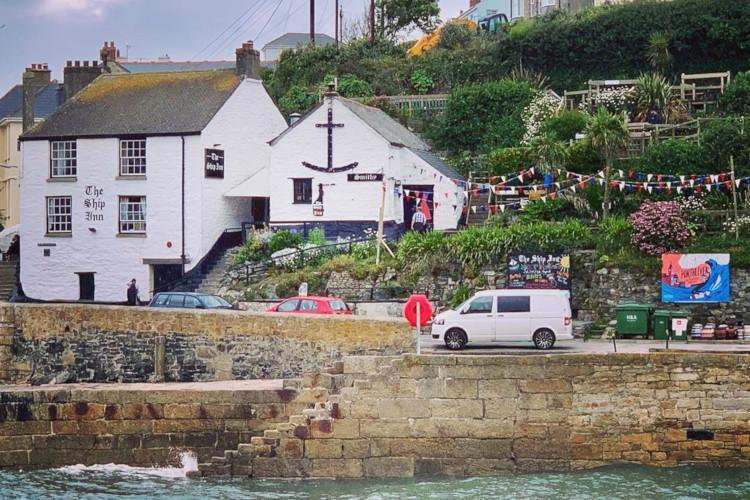 The Ship Inn Porthleven Cornwall