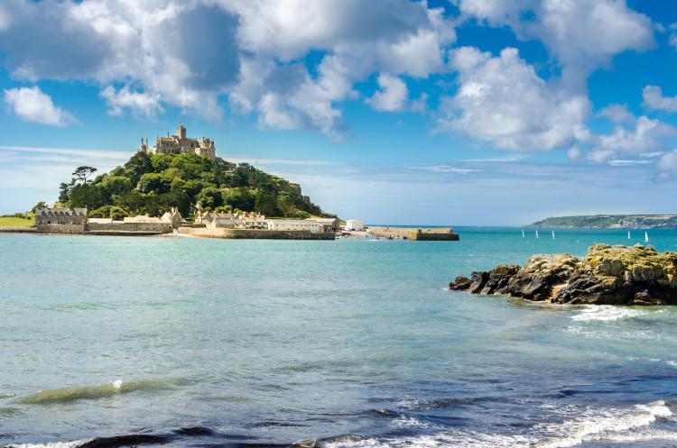 St Michaels Mount Marazion Cornwall