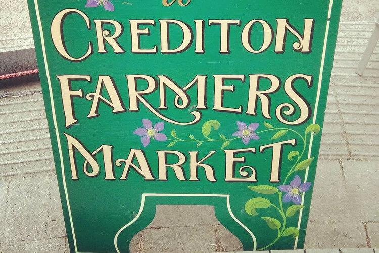 Crediton Christmas Farmers' Market