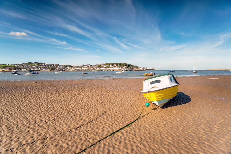 Instow beach, North Devon