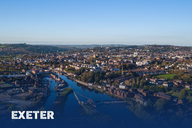 A local's guide to Exeter