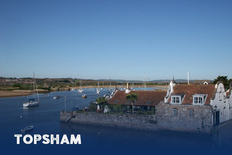 A local's guide to Topsham