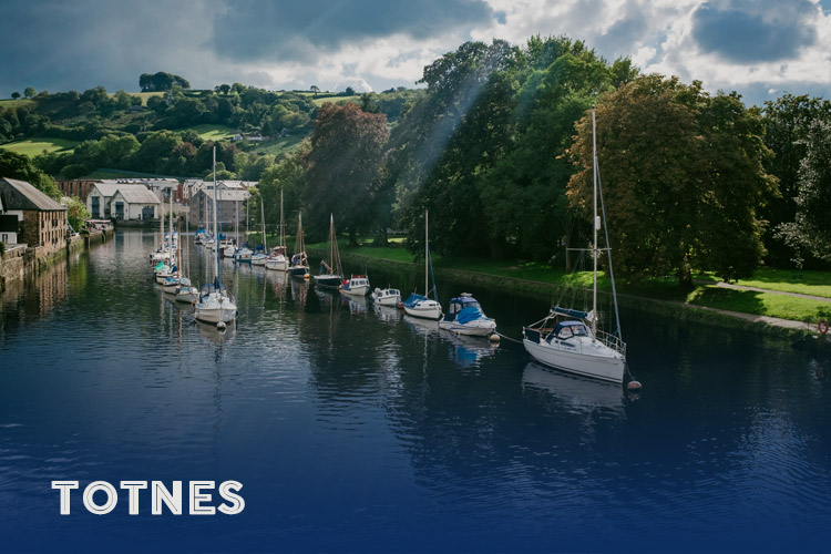 A local's guide to Totnes