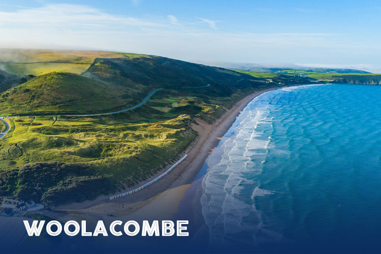 A local's guide to Woolacombe