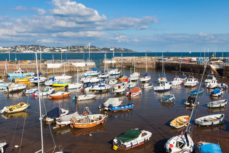 Paignton Harbour, South Devon