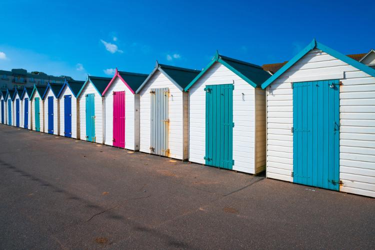 Beach Huts, Paignton